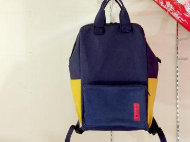第000499號 | Backpack/口金リュック